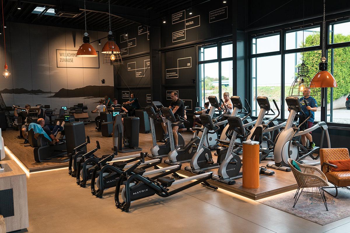 <em>Herzlich Willkommen</em>effectiv Trainingscenter in Herforst