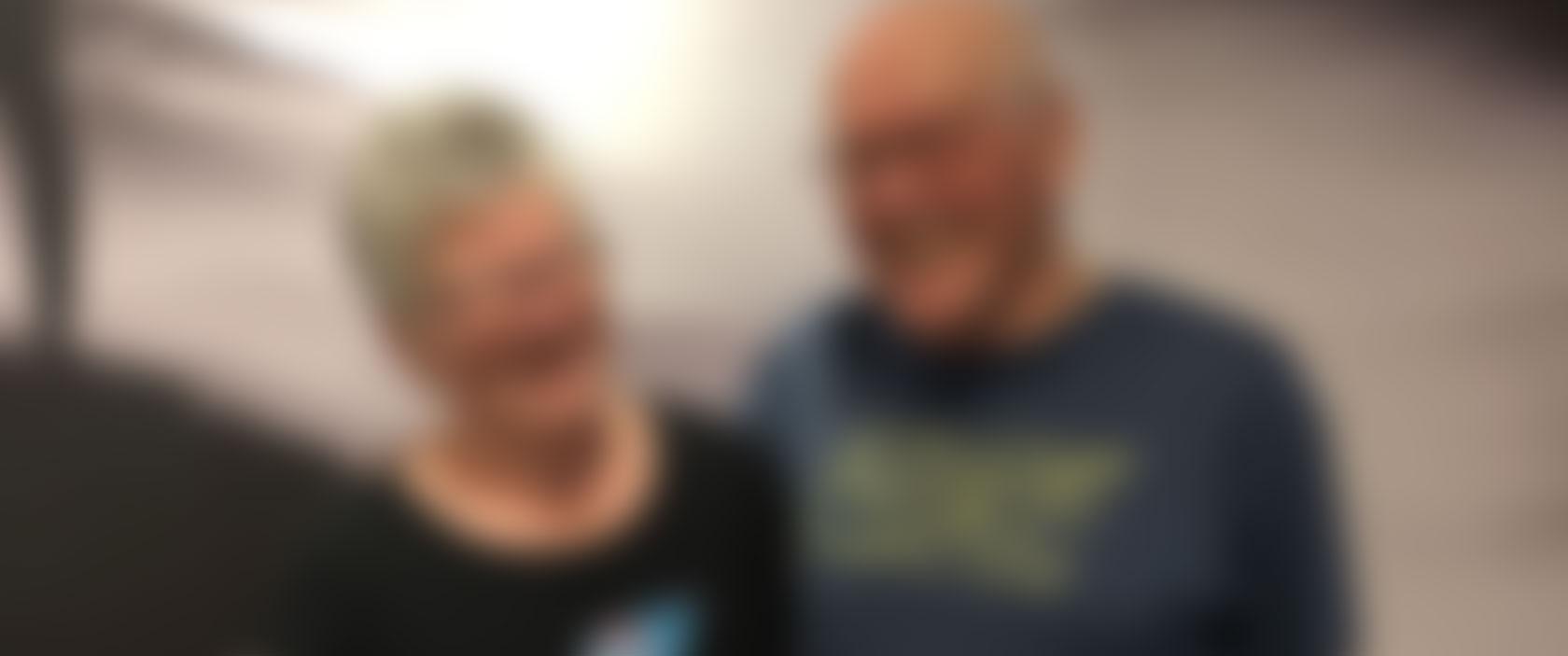 <em>Kundenstimmen</em>Margit (64 Jahre) & Fritz (74 Jahre)